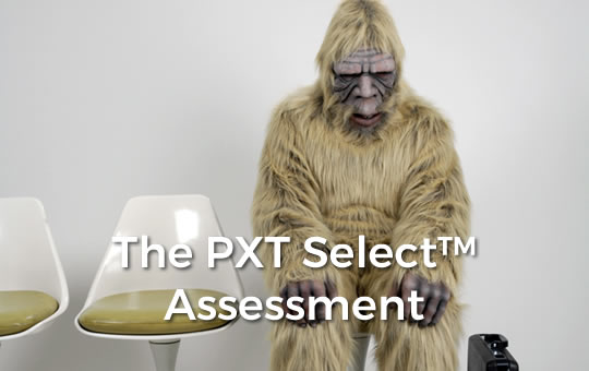 The PXT Select™ Assessment